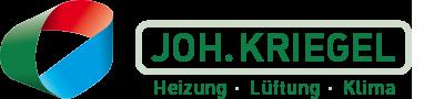 Logo Joh. Kriegel GmbH